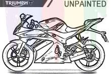 Triumph Carenado Sin Pintar