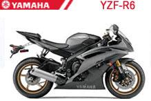 YZF R6 Carenado
