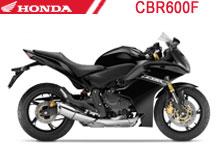 CBR600F Carenado