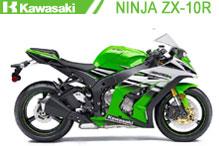 Ninja ZX10R Carenado
