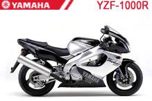 YZF1000R Carenado