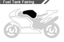 Carenado tanque combustible