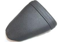 cubierta de cuero del asiento