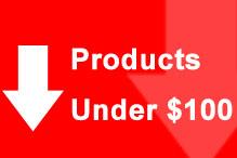 Menos producto de $ 100
