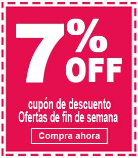 7% off